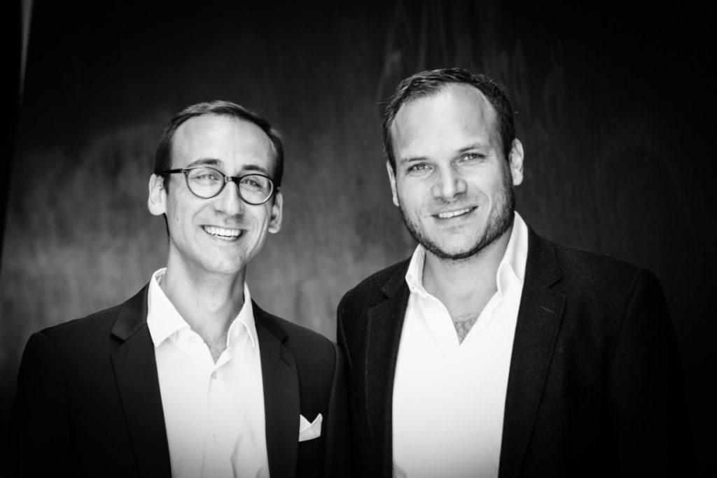 Niels Schnatz et Jean Boudin - Immobilienagentur AB-Berlin-Immobilien
