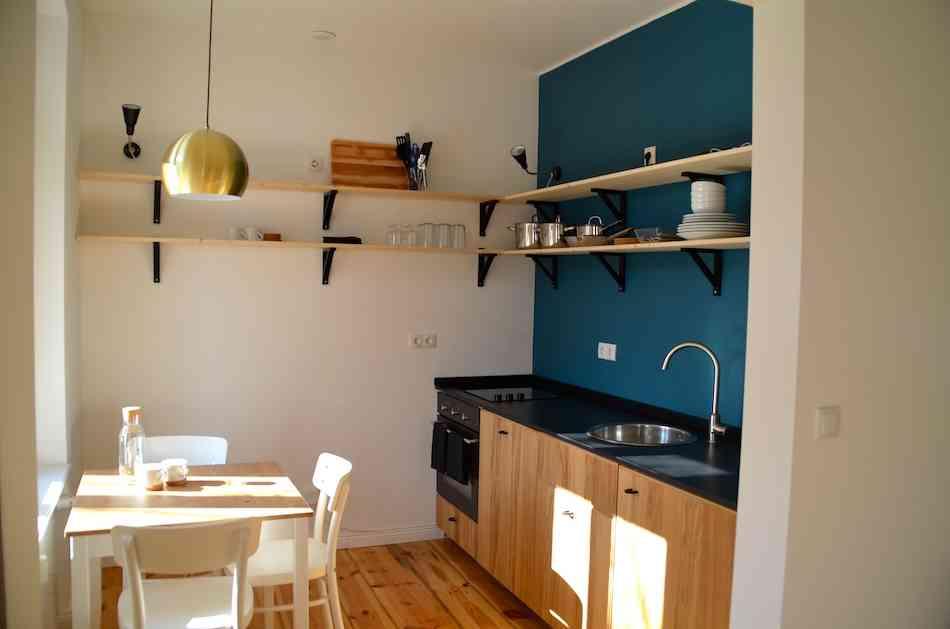 Möblierte Wohnung in Berlin Friedrichshain verkaufen oder vermieten