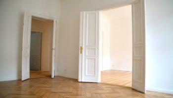 Unmöblierte Wohnung in Berlin Charlottenburg vermieten