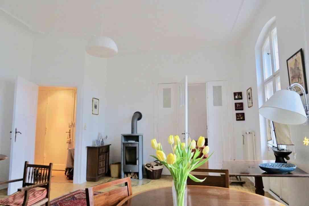 wohnzimmer - Altbauwohnung Wohnzimmer