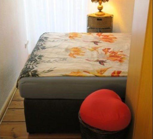 Bequemes Schlafzimmer