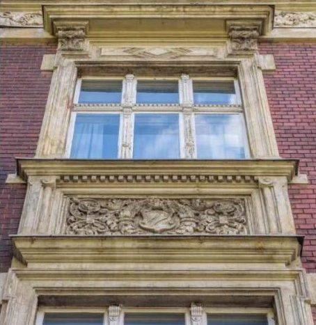 Details der Außenseite