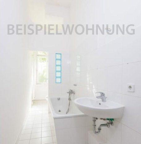 Beispiel-Wohnung - Aussicht nach Sanierung