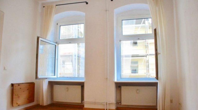 Fenster mit Südausrichtung