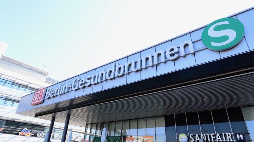 Gesundrbrunnen Station (S- und U-Bahn)