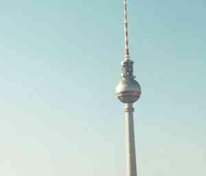 Fernsehturm in Mitte