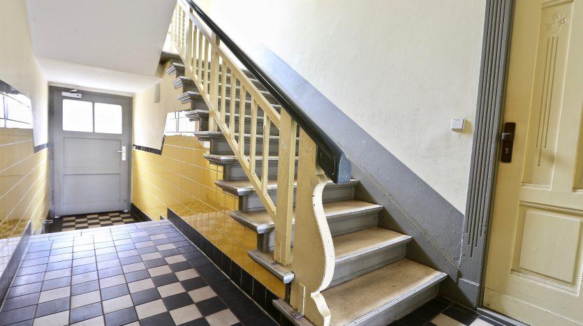 Haustreppen Eingang